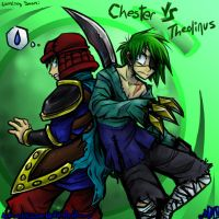 SDL- Chester VS Theolinus Prev by spookydoom