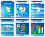 Windows 7 Theme for Sony Ericsson Mobile Phones by Vishal-Gupta