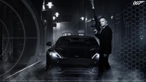 007 For King and Country - Promowallpaper by Joran-Belar
