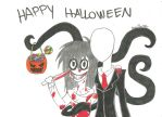 Happy Halloween!! :D by ManatheDMG
