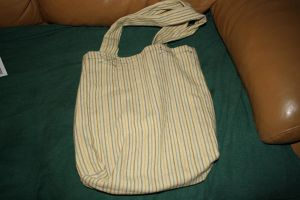 Striped bag by moordred-fangirl