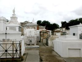 St. Louis Cemetery 17 by nevertakemystock