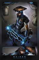 Raiden by RobDuenas