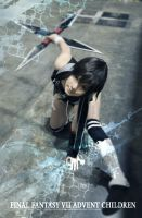 COSPLAY::Yuffie2 by Q-i