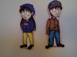 South Park: Stan and Wendy by Millie-Rose13