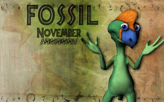 Fossil by Elvin86