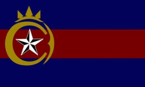 Comm- The Cathronian Imperial Flag- Neowolfsp by Lilith-the-5th