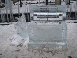 Ice Sculpture 06 by willconquers-stock