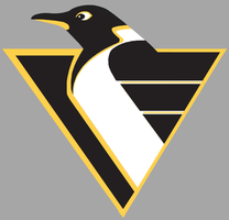 Updated Penguins Logo by PD-Black-Dragon