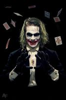 The Joker by Panter