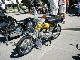 1974 Honda ST-90 by RoadTripDog