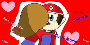 request- clo x mario love by Alicia1702