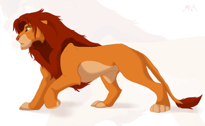 Simba by Antrague