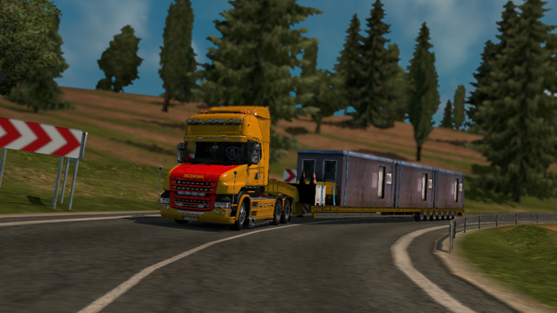 [ETS2]  T730 #1 by smg320