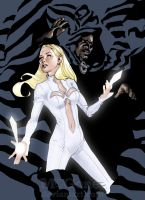 Cloak and Dagger by mcguan