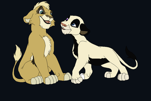Breedable Couple 2 by Sterling-Adopts