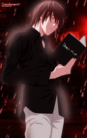 Death Note : Light Yagami by ToxicAvenger97
