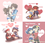 Ps: Happy Valentine by ViChaN91312