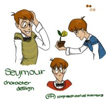 Seymour Character Design by hollywoodhousing