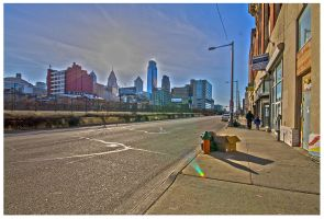 Philly HDR by ashleytheHUNTER