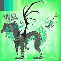 M.O.P ref 2012 by Stitchy-Face