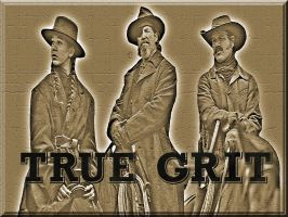 True Grit wallpaper by SWFan1977