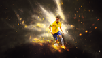 Neymar by briedizz