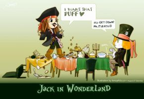 Jack in Wonderland by amoykid