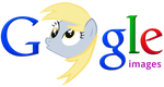 Derpy Hooves Interactive Google Images Logo by MisterAlex