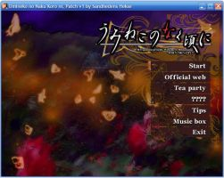 2nd Umineko Translation Screenshot by PrincessFawna