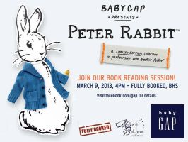 Baby_Gap_Peter_Rabbit_PromoAd by 1j9e8p7