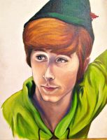 Andrew Ducote : Speiling Peter Pan by Michi1223
