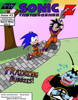 Sonic the Hedgehog Z Issue 2 FULL COMIC PDF by CCI545