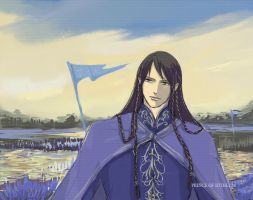 Prince of Hithlum by eilian