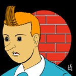Real Tintin by EarthmanPrime