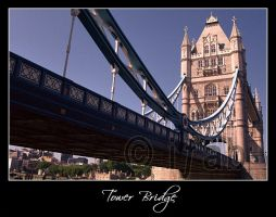 Tower Bridge - London by iFab