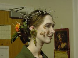 faerie makeup by Caruvea