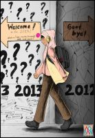 ::Goodbye 2012, Welcome 2013:: by AOBAN