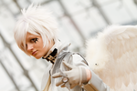 Byakuran - Reborn Cosplay by theDevil-photography