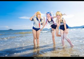 Kancolle Cosplay 15 by eefai