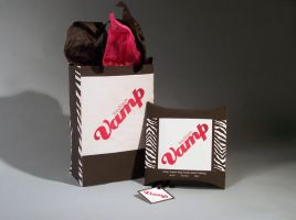 Vamp Boutique Packaging by nerdygrl