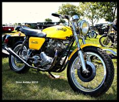 Norton 750 Commando by StallionDesigns