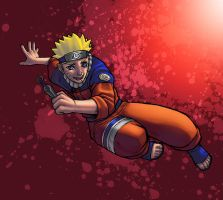 Fooray's Naruto by pixelisedmind