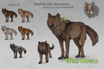 Mountain Breed Concept by Aminirus
