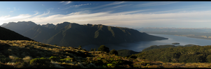 Fiordland by WarpTheWorld