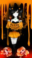 Happy Halloween!!! by TheLonelyHeartKiller