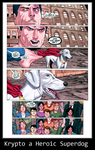 Krypto a Heroic Superdog by KeybladeMagicDan