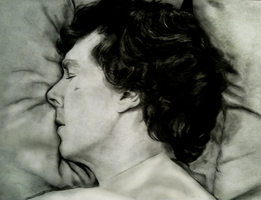 Sherlock Asleep by beth193