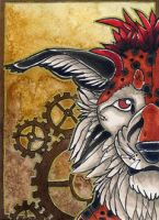 ACEO - Machine by awaicu