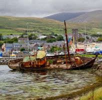 Old Fishing Boat II by cprmay